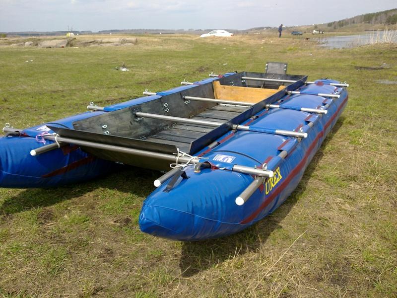 Лодка с камеры своими руками фото